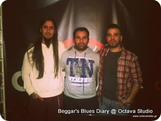 Beggar's Blues Diary @ Studio (Rock Spirit wc Rock Driver)