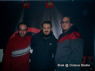 Brak @ Studio (Λεύτερες Πέμπτες)