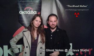 The Ghost Notes @ Studio (Ραδιοενεργή Προπαρασκευή)
