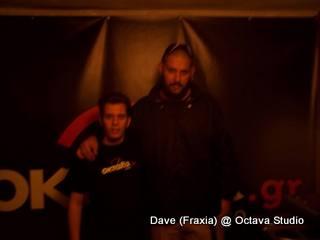 Dave (Φράξια) @ Studio (Λεύτερες Πέμπτες)