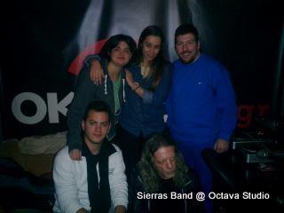 Sierras Band @ Studio (Μαγεμένο Ταξίδι)