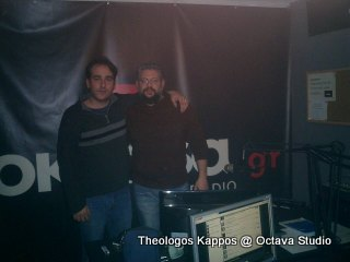 Θεολόγος Κάππος @ Studio (Έν... τεχνος)