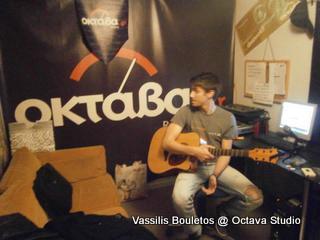Βασίλης Μπουλέτος @ Studio (Ροκόμελα)