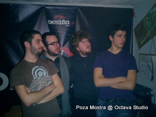 Poza Mostra @ Studio (May Day)