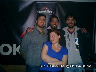 Sun, Rain in Life @ Studio (May Day)