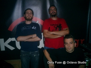 Dirty Fuse @ Studio (Κλασική Περίπτωση Βλάβης)
