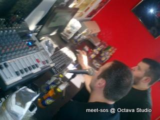meet-sos @ Studio (Βασικά καλησπέρα σας)