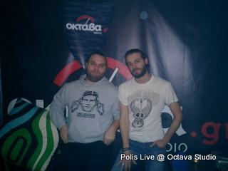 Polis @ Studio (Όλα στο Κόκκινο)