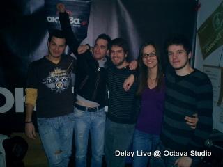 Delay @ Studio (Μουσικές Απολαύσεις)