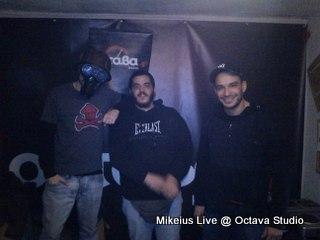 Mikeius @ Studio (Έχουμε θέμα)